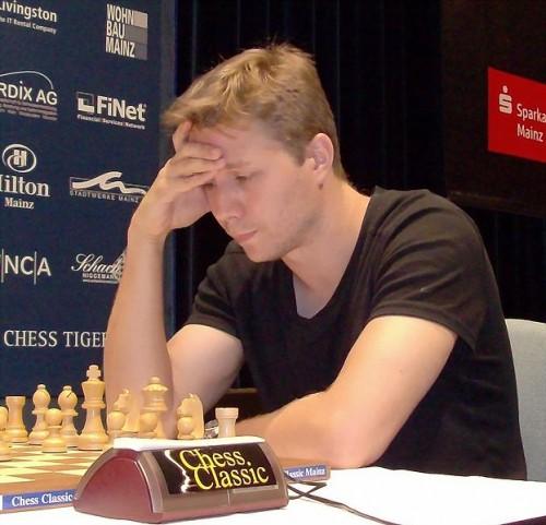 Current European champion Alexander Motylev (photo credit: Wikipedia)
