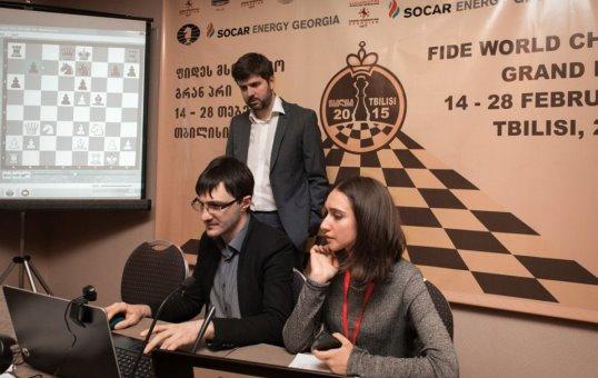 Svidler, Sanikidze, Tsatsalashvili