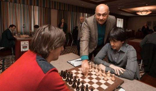 Radjabov, Svidler win in Tbilisi FIDE Grand Prix round 6