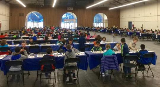 2015 Susan Polgar Foundation's National Open Championship for Girls and Boys