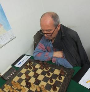 The winner Yane Gelemerov