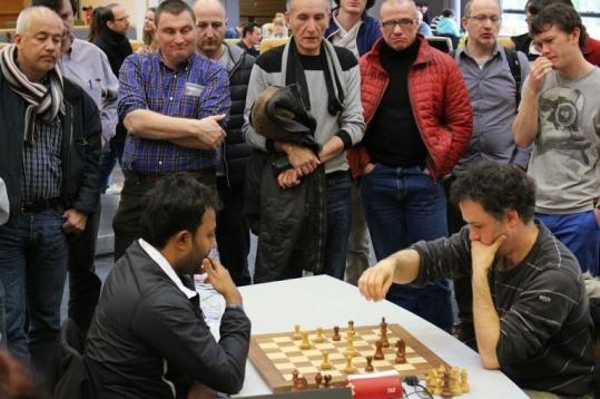 Christian Bauer French Rapid & Blitz Championships