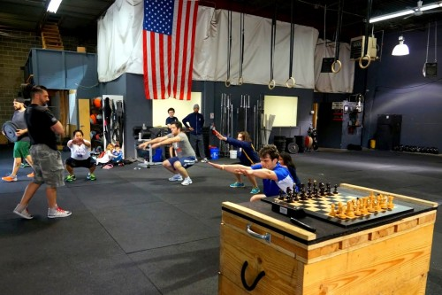 CrossFit Chess Challenge