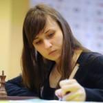The winner IM Deimante Daulyte