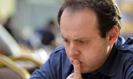 Evgeniy Najer (photo by RCF)