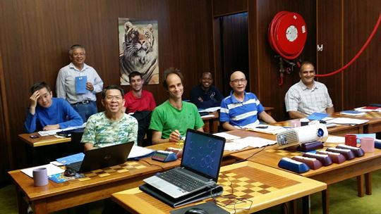FIDE Arbiters' Seminar in Melbourne, Australia