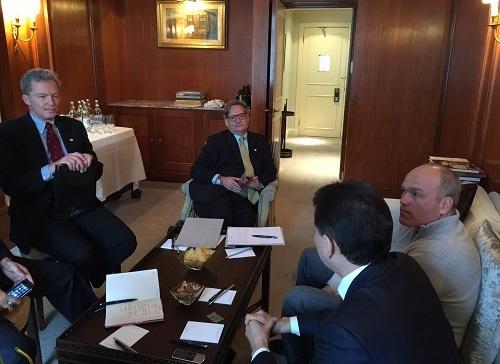 FIDE-ECF meeting