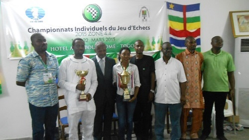 FIDE Zone 4.4 Individual Championships 2015