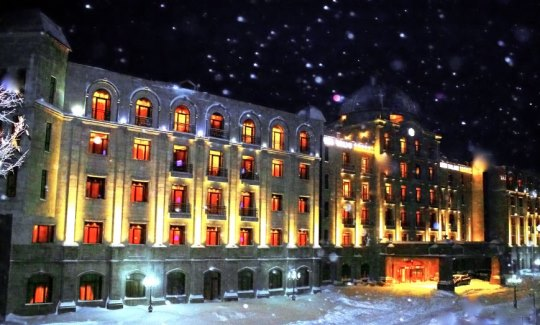 Golden Palace Tsakhkadzor Hotel