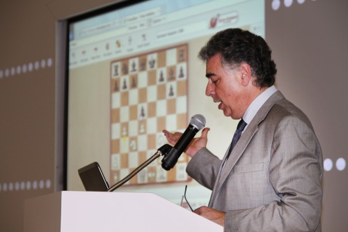 Seirawan comments on his victory against Kasparov
