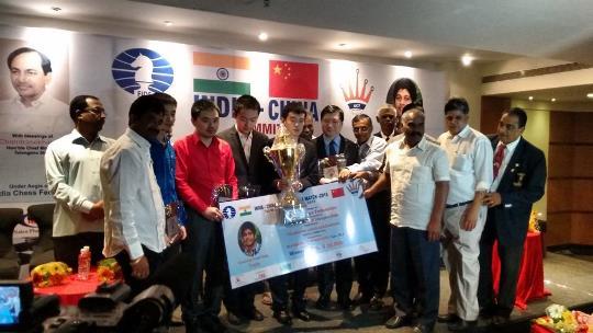 India-China Match