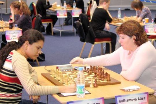 Koneru and Galliamova