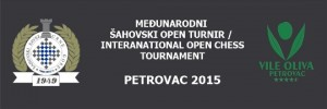 Petrovac Open 2015