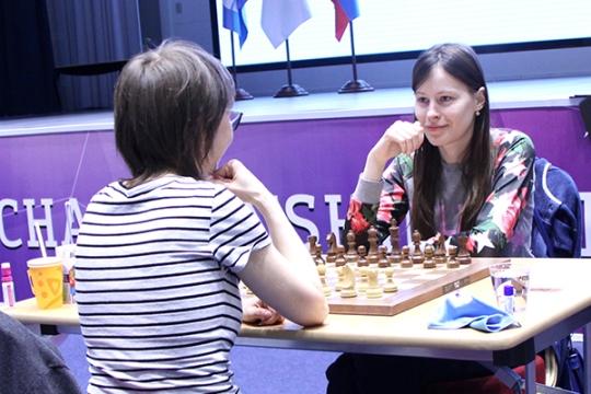 Pia Cramling and Natalija Pogonina