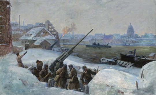 The Defence of Leningrad