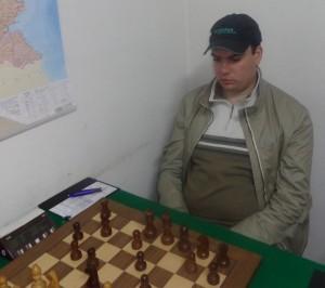 The winner Martin Metev