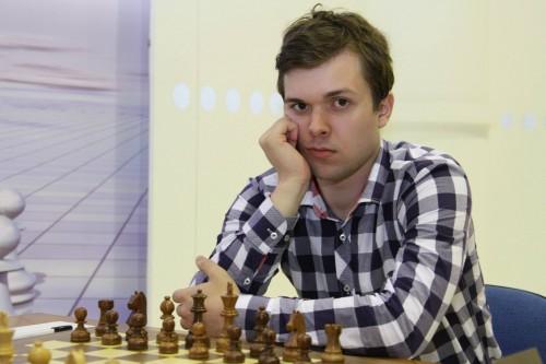 GM Vladimir Fedoseev (Russia)