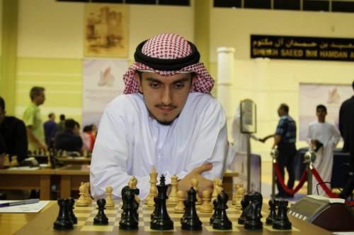 R1 biggest surprise: UAE's FM Saeed Ishaq defeated Azebaijani GM Eltaj Safarli