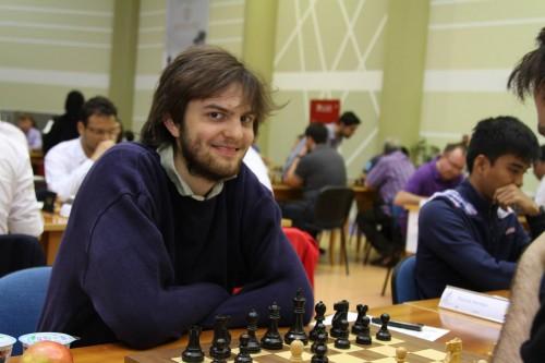 GM Nils Grandelius (Sweden)