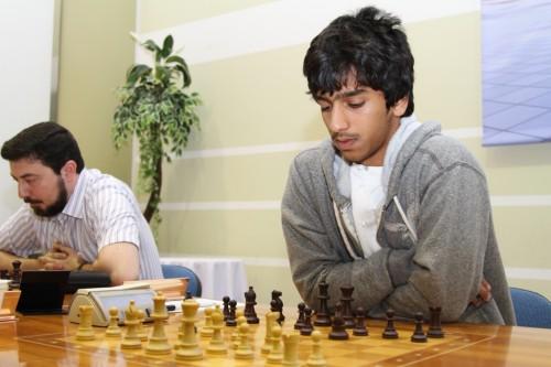Ahmad Farid leading UAE players.