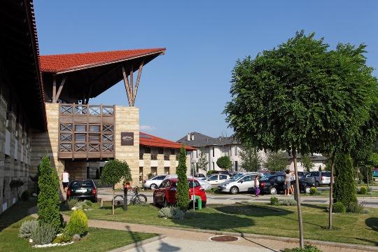 Danubia Hotel - Srebrno Jezero