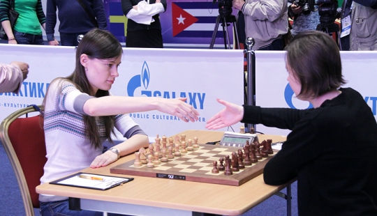 FIDE Women's World Championship - Final Game 3