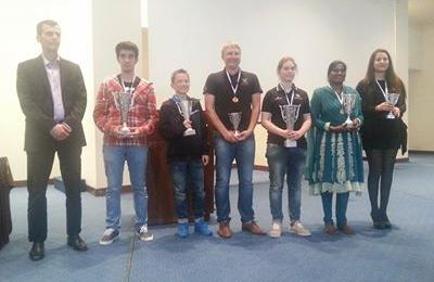 FIDE World Amateur Championships 2015