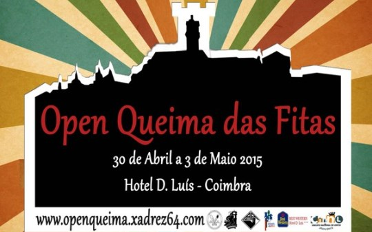 Open Internacional da Queima das Fitas 2015