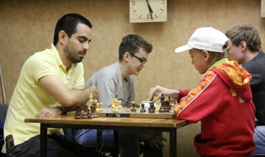 Voronezh International Chess Festival 2015