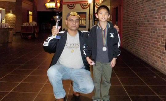 Babakuli Annakov, Jeffery Xiong