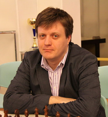 GM Dmitry Bocharov