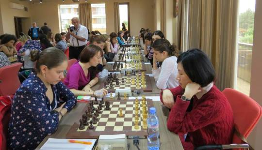 European Women Chess Championship r11