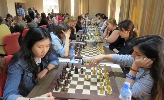 European Women's Chess Championship R4