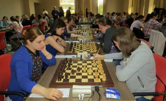 European Women's Chess Championship R5