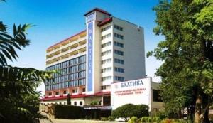 Hotel Baltica in Kaliningrad