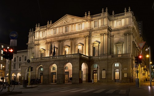 La Scala (notte)