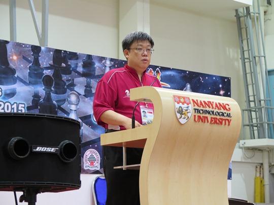MC was Dr Lee Chien Earn, SCF Hon. Secretary