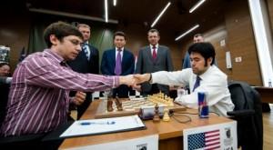 Hikaru Nakamura vs. Dmitry Jakovenko