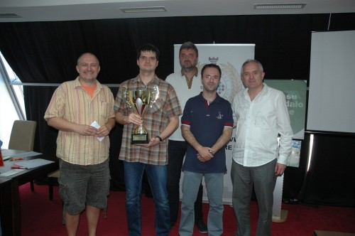 Photo credit: Montenegro Chess Federation official website