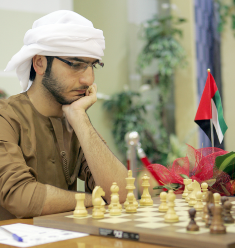 GM Salem (UAE) is the winner of 1st edition