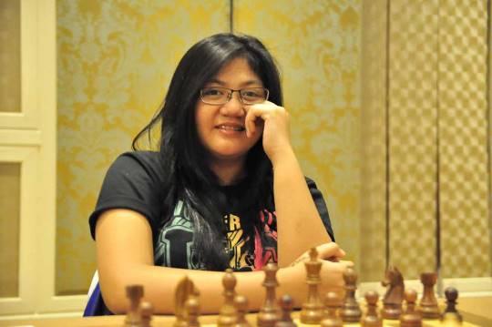 WFM Shania Mae Mendoza