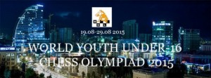World Youth U-16 Chess Olympiad 2015