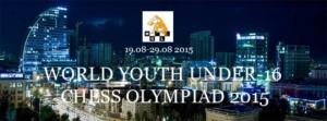 World Youth U-16 Chess Olympiad 2015