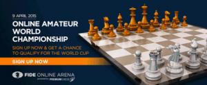 1st FIDE World Online Amateur Blitz Championship 2015