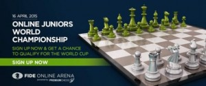 1st FIDE World Online Junior Blitz Championship 2015