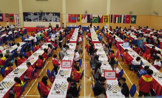 ASEAN Chess Championships Singapore