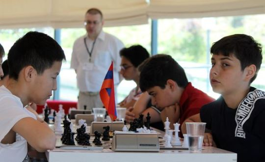 Armenian School A.P.Chekhov wins White Rook Final in Dagomys