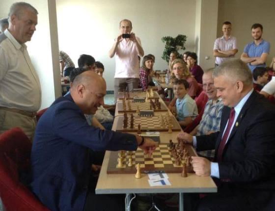ECU Board Meeting in Bucharest 3