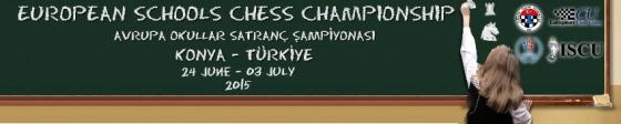 European Schools Chess Championship 2015