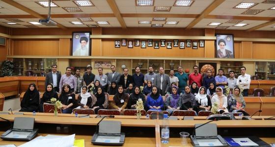 FIDE Arbiters' Seminar in Esfahan, Iran